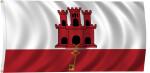 Flag of Gibraltar, 2011