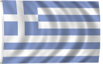Flag of Greece, 1978-Present