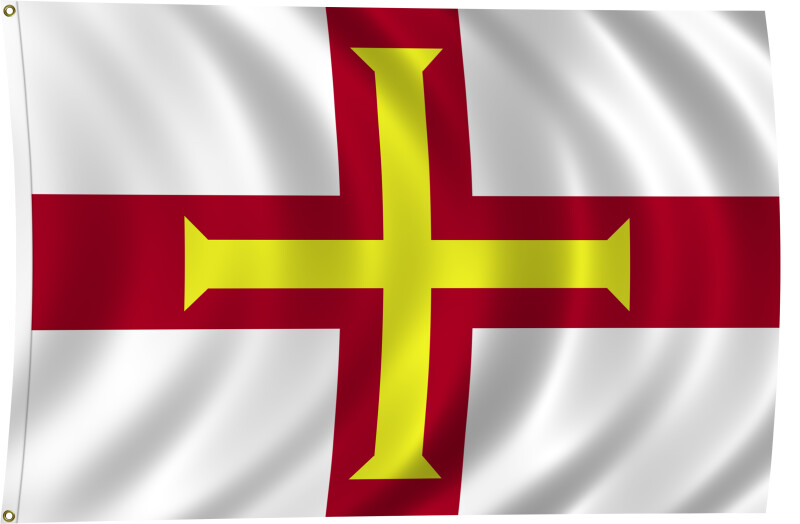 Flag of Guernsey, 2011
