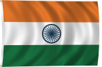 Flag of India, 1947-Present