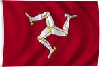 Flag of Isle of Man, 2011