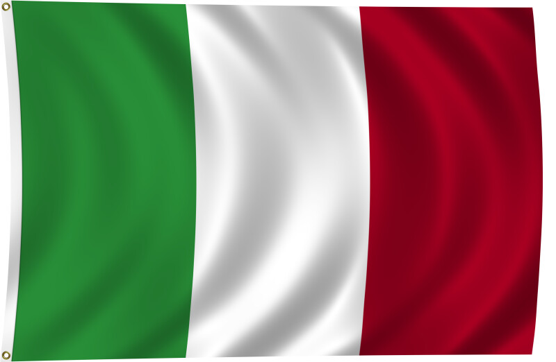 Flag of Italy, 1948-Present