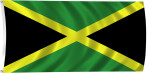 Flag of Jamaica, 2011