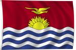 Flag of Kiribati, 2011