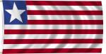 Flag of Liberia, 2011