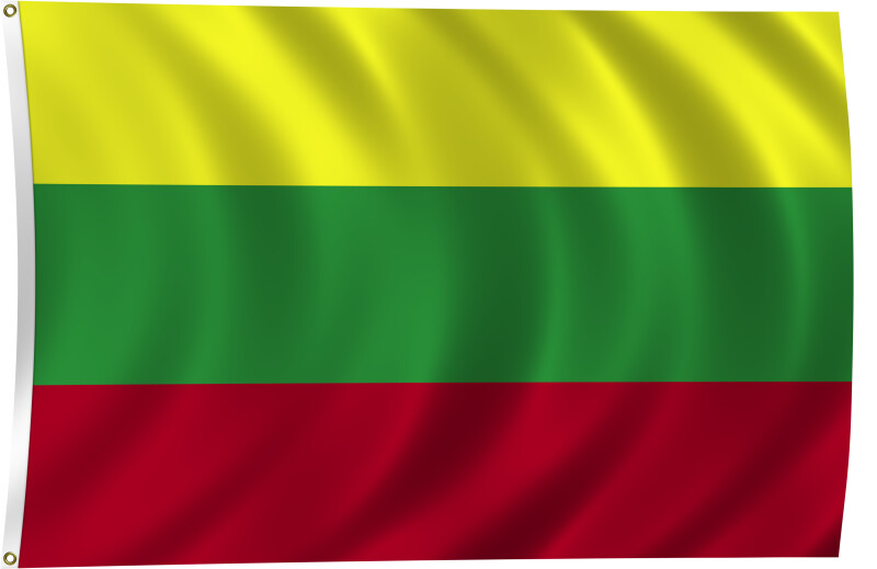 Flag of Lithuania, 2011