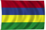 Flag of Mauritius, 2011