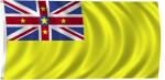 Flag of Niue, 2011