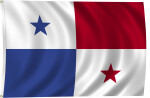 Flag of Panama, 1925-Present
