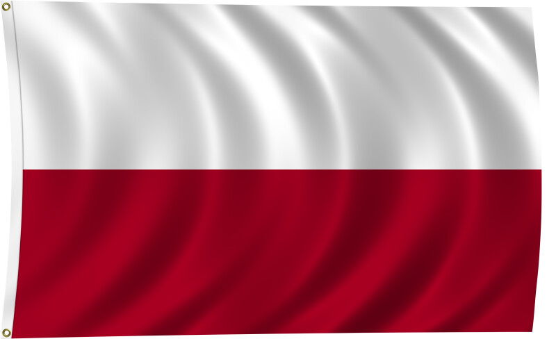 Flag of Poland, 1919-Present