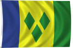 Flag of Saint Vincent and the Grenadines, 2011