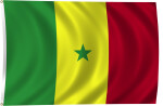 Flag of Senegal, 2011