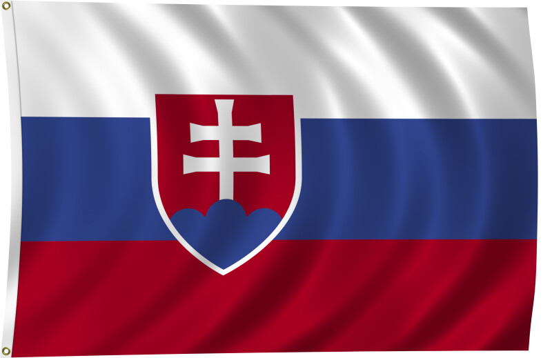 Flag of Slovakia, 2011