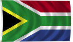 Flag of South Africa, 1994-Present