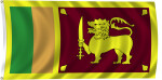 Flag of Sri Lanka, 2011