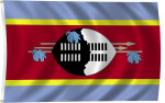 Flag of Swaziland, 2011