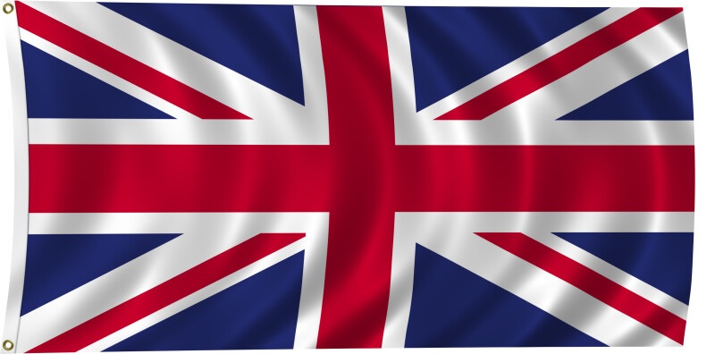 Flag of the United Kingdom, 1801-Present