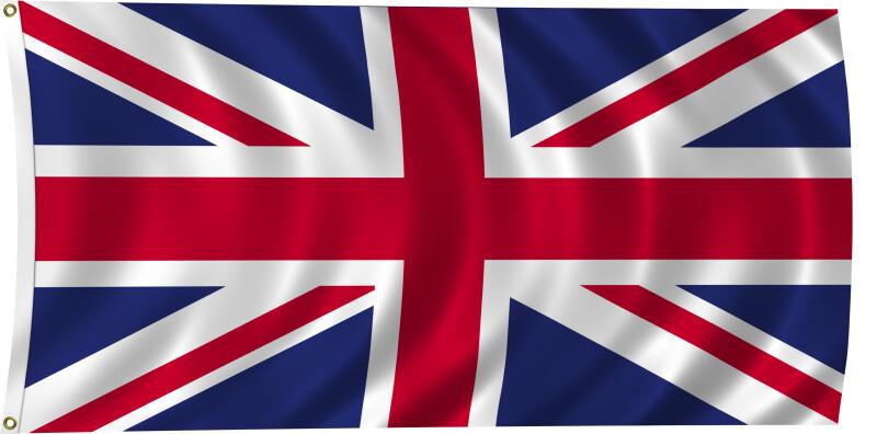 Flag of the United Kingdom, 1801-Present