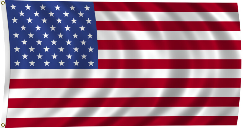 Flag of the United States, 1960-Present