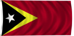 Flag of Timor-Leste, 2011