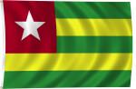 Flag of Togo, 2011