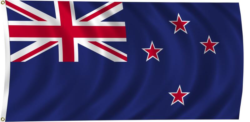 Flag of Tokelau, 2011