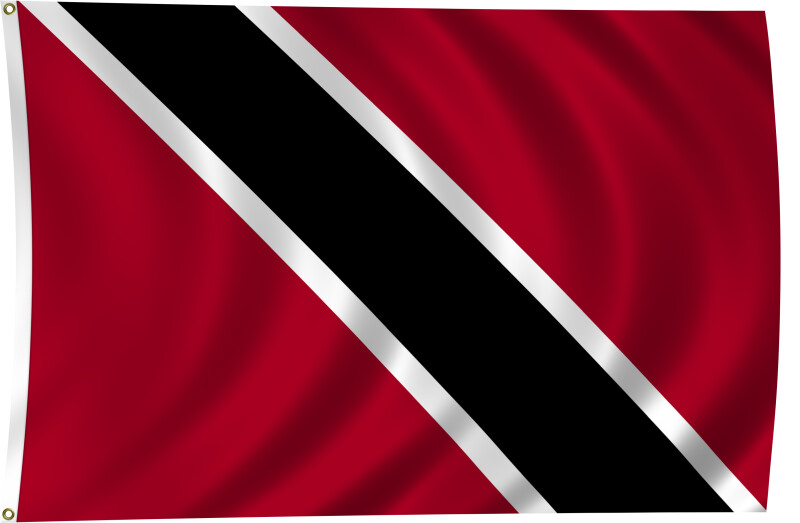 Flag of Trinidad and Tobago, 2011
