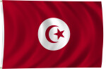 Flag of Tunisia, 2011