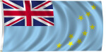 Flag of Tuvalu, 2011