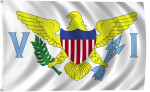 Flag of Virgin Islands, 2011