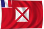 Flag of Wallis and Futuna, 2011