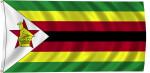 Flag of Zimbabwe, 2011
