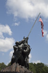 Flag Raising at Iwo Jima, Front View