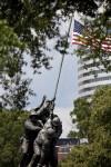 Flag Raising Statue, Arlington