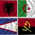Flags of the World photographs