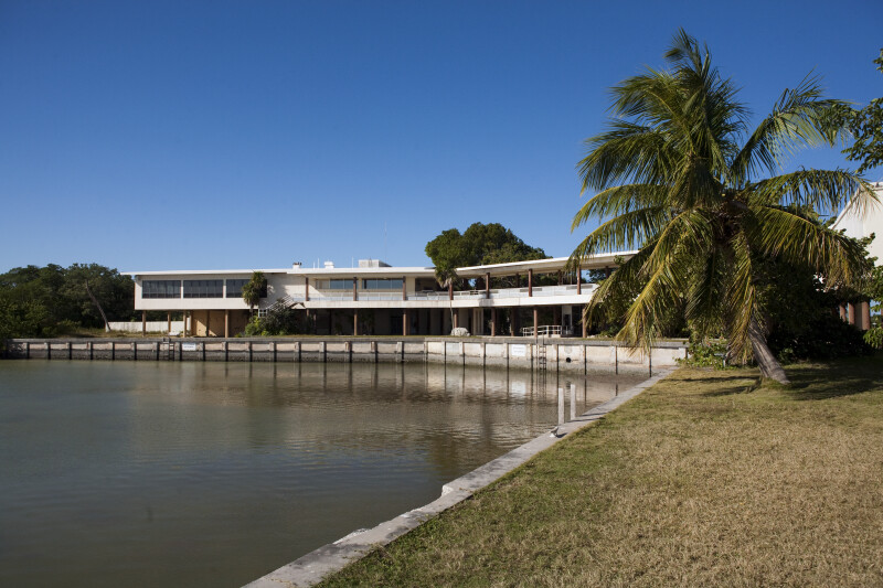 Flamingo Visitor's Center (Rear)