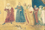 Florence, Sta. Maria Novella, Spanish Chapel, Pentecost, People of All Nations, Right Side
