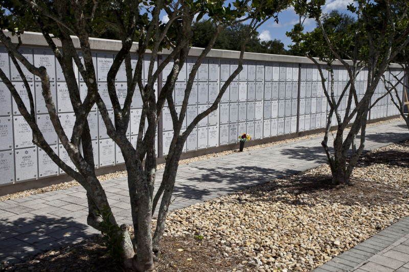 Florida National Cemetery Columbarium