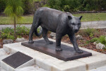 Florida Panther Statue