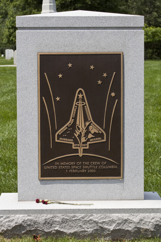Flowers at Challenger Memorial | ClipPix ETC: Educational ...