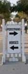 Foot Traffic Signs
