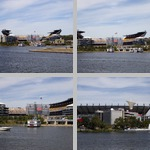 Football Stadiums photographs