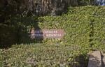 Fort Caroline Memorial Sign