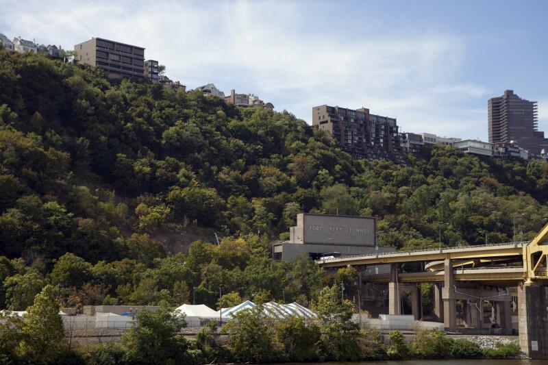 Fort Pitt Bridge and Tunnel