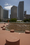 Fountain and City