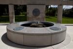 Fountain at Memorial