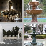 Fountain photographs