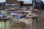 Four Cobbler's Benches