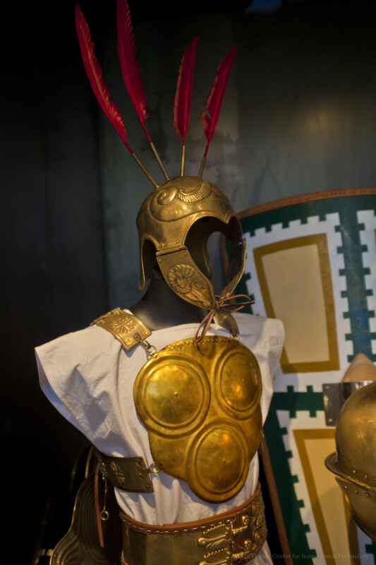 Fourth Century Armor
