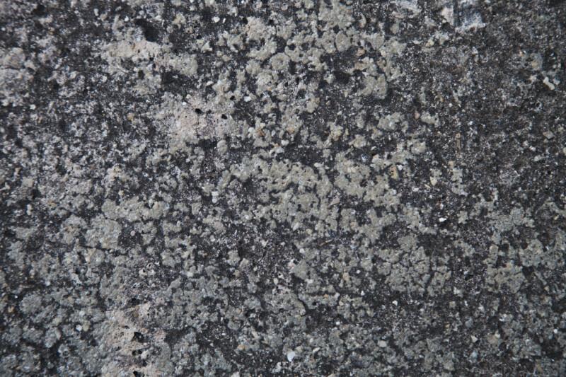 Fractal Patterns on an Asphalt
